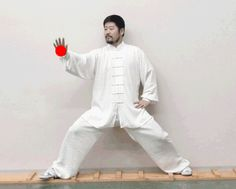 Negative Circle Hand Energy Alignment [Chen-style t'ai chi ch'uan (Taijiquan)…