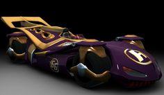 speed racer | Speed Racer Screens Wii Car Renderings | Pure Nintendo