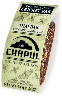 Chapul Cricket Flour is a healthy and sustainable food option. Using our signature cricket flour, we create gourmet, all-natural protein foods. Peanut Butter Chip Cookies, Almond Joy Cookies, Peanut Butter Snacks, Coconut Peanut Butter, Chocolate Peanut Butter, Natural Protein Foods, Cricket Flour, Healthy Snack Bars, Healthy Eating