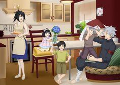 Kakashi by Lulybot on DeviantArt Uzumaki Boruto, Naruto Shippuden Anime, Anime Naruto, Hinata, Kakashi Sensei, Gaara, Anime Oc, Otaku Anime, Naruto Oc Characters