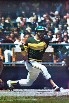 Reggie Jackson Oakland A's days Baseball Batter, Reggie Jackson, Sports Figures, Ny Yankees, Oakland Athletics, Baltimore Orioles, Baseball Players, Sports Illustrated, Major League