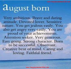 38 Best August Birthday Quotes images in 2014 | Anniversaries