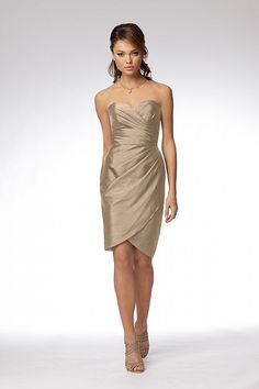 Wtoo Maids Dress 953 | Watters.com