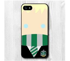 Harry Potter's Draco Malfoy iPhone Case Slytherin