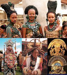 Mayan ladies - Apocalypto