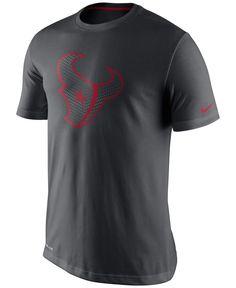 Nike Men's Houston Texans Travel Dri-fit T-Shirt