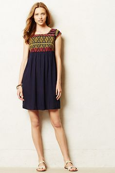 Petra Swing Dress - anthropologie.com #anthrofave