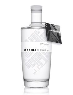 Chicago Gin # Gin of the World # USA #