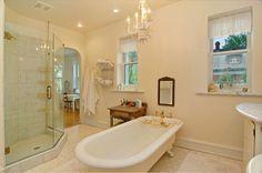 Master Bathroom  Edina Realty  Photo by VHT