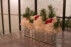 Christmas Tabletop Decor - entertaining at Highland Park Village #holiday