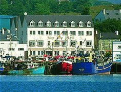 Where we stayed in Killybegs, just found out they closed this beautiful Hotel last Feb. :(