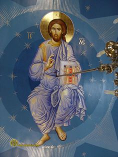 Images Of Christ, Pictures Of Jesus Christ, Bible Pictures, Religious Images, Religious Icons, Religious Art, Byzantine Icons, Byzantine Art, Mother Of Christ