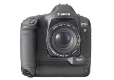 Canon releases world's fastest professional digital camera: EOS-1D