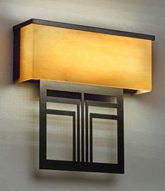 Modelli 15328 Wall Sconce by Ultralights Lighting - Modelli combines clean crisp functional lighting with a unique decorative element.