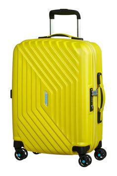 American Tourister Air Force 1 Spinner S 55x40x20cm Sunny Yellow