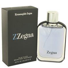 Z Zegna by Ermenegildo Zegna 3.3 oz EDT Cologne Spray for Men New in Box #ErmenegildoZegna