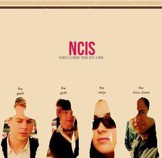 NCIS - the team @Kelly Teske Goldsworthy Teske Goldsworthy Nichole @Emily Schoenfeld Schoenfeld Cabral