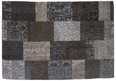 PATCHWORK CARPET | Block & Chisel | ZAR 3,995 | 2300 x 1600 mm | 3000 X 2000 mm (ZAR 5,995) Chenille Fabric, Vintage Rugs, Carpet, Colours, Decor, Scrappy Quilts, Decoration, Blankets, Decorating