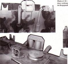 Bergepanther sdkfz 179   (  SUITE)