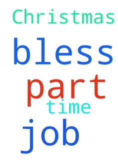 Lord Jesus bless me with a part time job before  Christmas - Lord Jesus bless me with a part time job before Christmas  Posted at: https://prayerrequest.com/t/obO #pray #prayer #request #prayerrequest