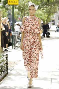 Lela Rose Spring 2017 Ready-to-Wear Fashion Show