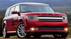 2017 Ford Flex Specification