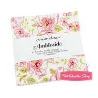 Ambleside Charm Pack<BR>Brenda Riddle Designs for Moda Fabrics