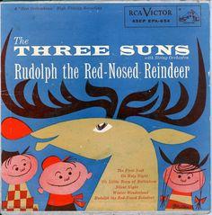 Three Suns-Rudolph (RCA Victor EPA-654, 1955)