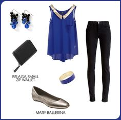 Blue is my color! Blue, Outfits, Image, Color, Fashion, Outfit, Colour, Moda, Fashion Styles