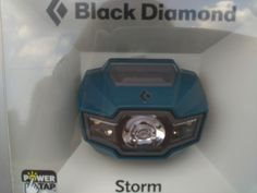 Headlamps : Black Diamond Storm