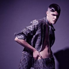 'ARTISAN' ISSUE 35 I PAUL TOCKUSS @ EMG MODELS BY SAM BISSO