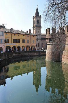 Rocca Sanvitale, Fontanellato Parma province of Parma Emilia Romagna