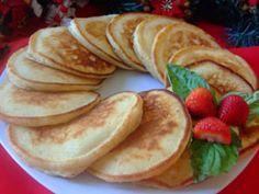 Christmas breakfast- pancake wreath