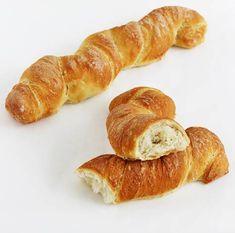 Gyökérkenyér Hot Dog Buns, Hot Dogs, Bread Rolls, Street Food, Bread Recipes, Sausage, Meat, Rolls