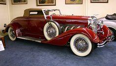 1933 Duesenberg J Roadster
