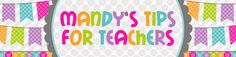 Tips for teachers - 3rd grade teacher; lots of reading resources here! (And many more, of course)