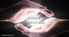 Lidská rezervní síla   ProKondici.cz