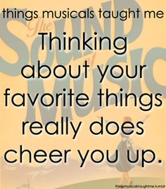Thinking About Your Favorite Things Really Does Cheer You Up.