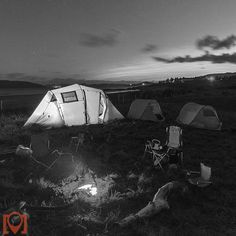 What's the one of the must have while camping?  It's mobile phone.  But why? To #explore more or to remain #connected!