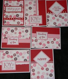 Snow Flurries OSW by Bethyblue - Cards and Paper Crafts at Splitcoaststampers