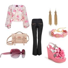 Casual, created by amgranger on Polyvore