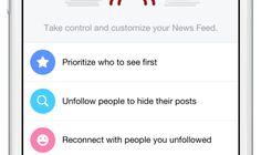 #Facebook's New Organic Targeting Tool