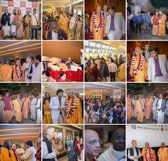 """Dandavats   """"Hare Krishna!"""" the movie comes to Kolkata, where it all started!"""