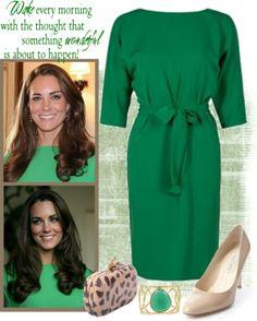 """""""Kate Middleton"""" by smylin on Polyvore"""
