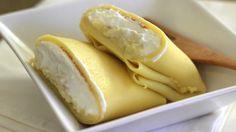 Ai biết làm món này nhỉ?  #Crepe #CrepeSauRieng #Banh #Cake #HowTo #LamBanh