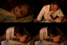 "Ralph Fiennes & Kristin Scott Thomas en ""El paciente ingles"" / ""The English Patient"" Oscar Movies, Movie Kisses, Cinema Cinema, The English Patient, Kristin Scott Thomas, Ralph Fiennes, Good Movies, Movies And Tv Shows, Movie Tv"