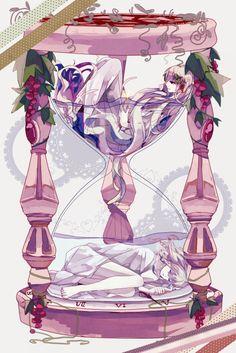Scheherazade & Titus Alexius - MAGI: The Labyrinth of Magic