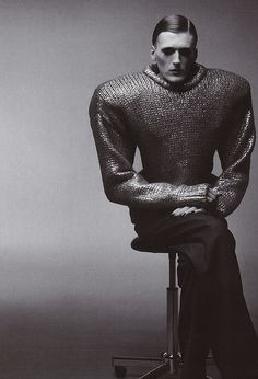 Photographed by Juergen Teller #Mens #Fashion