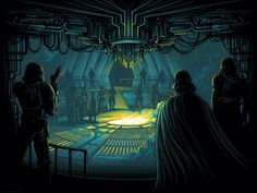 Never Tell Me the Odds by Dan Mumford
