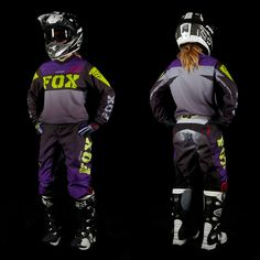 Womens Fox Racing - Gear Sets I already have the gloves :) Dirt Bike Shirts, Dirt Bike Gear, Dirt Biking, Atv Gear, Motocross Gear, Riding Clothes, Riding Gear, Dirt Scooter, Fox Racing Clothing